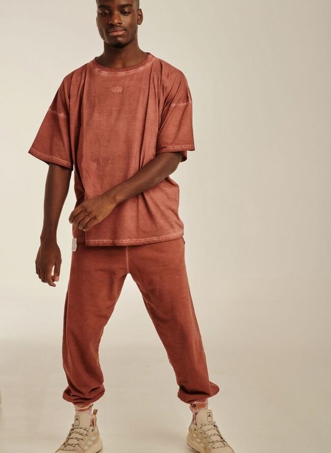 PCP T-shirt Pigment Cinnamon