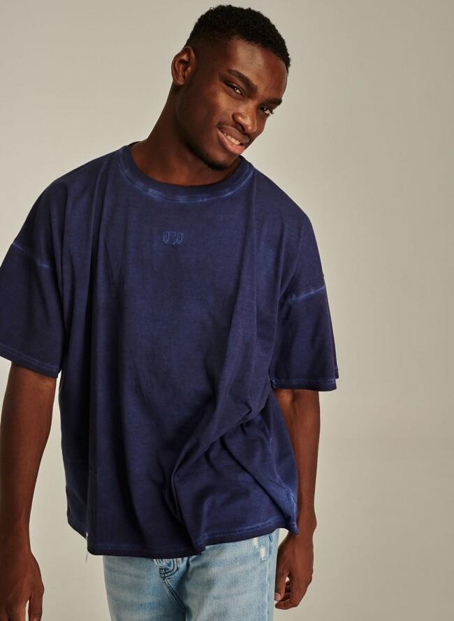 PCP T-shirt Pigment Dark Blue