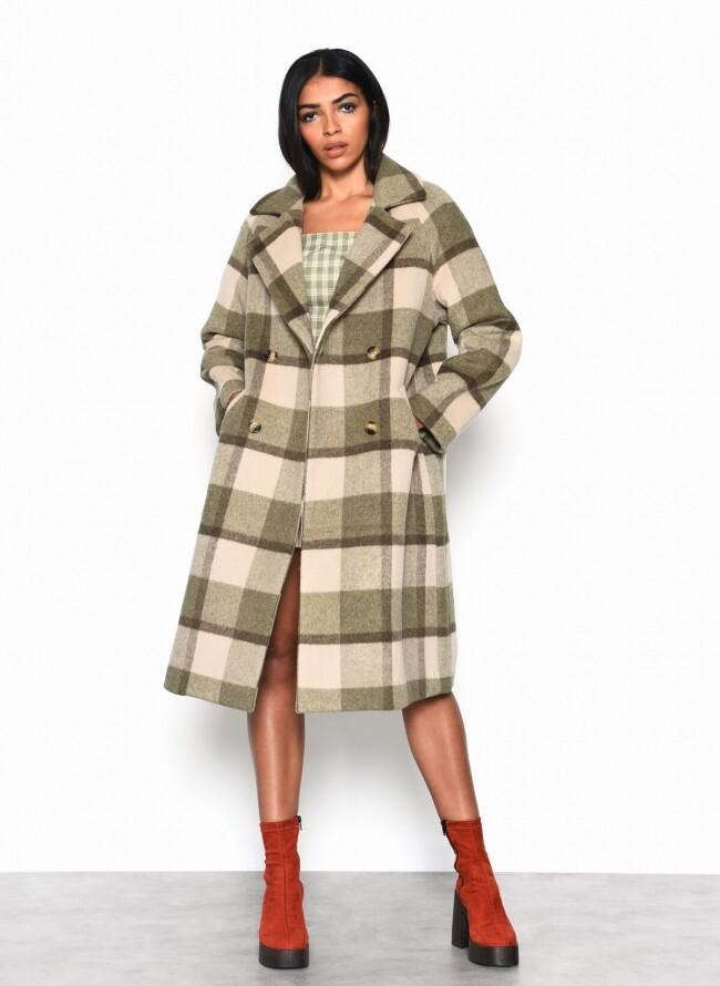 Glamorous παλτό μακρύ