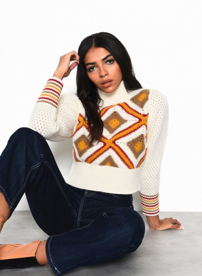 Glamorous πουλόβερ πλεκτό