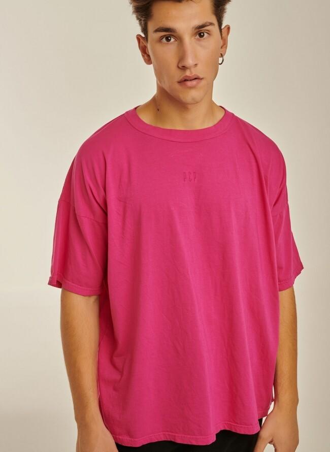 PCP T-shirt Unisex Magenta